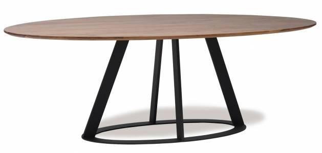 Harvink for Ovale tafel