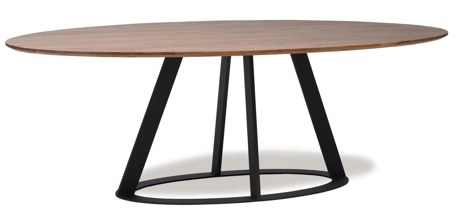 Fier ovaal harvink tafels for Tafel ovaal